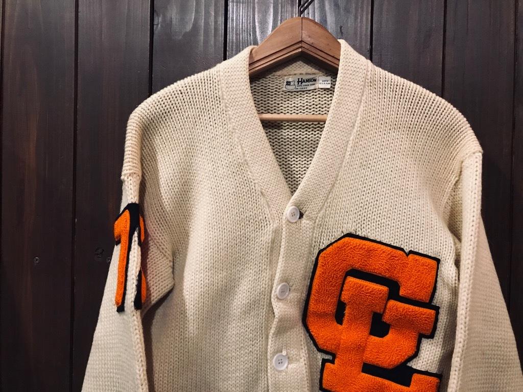 マグネッツ神戸店11/20(水)Vintage入荷! #2 Athletic Knit Item!!!_c0078587_17004504.jpg