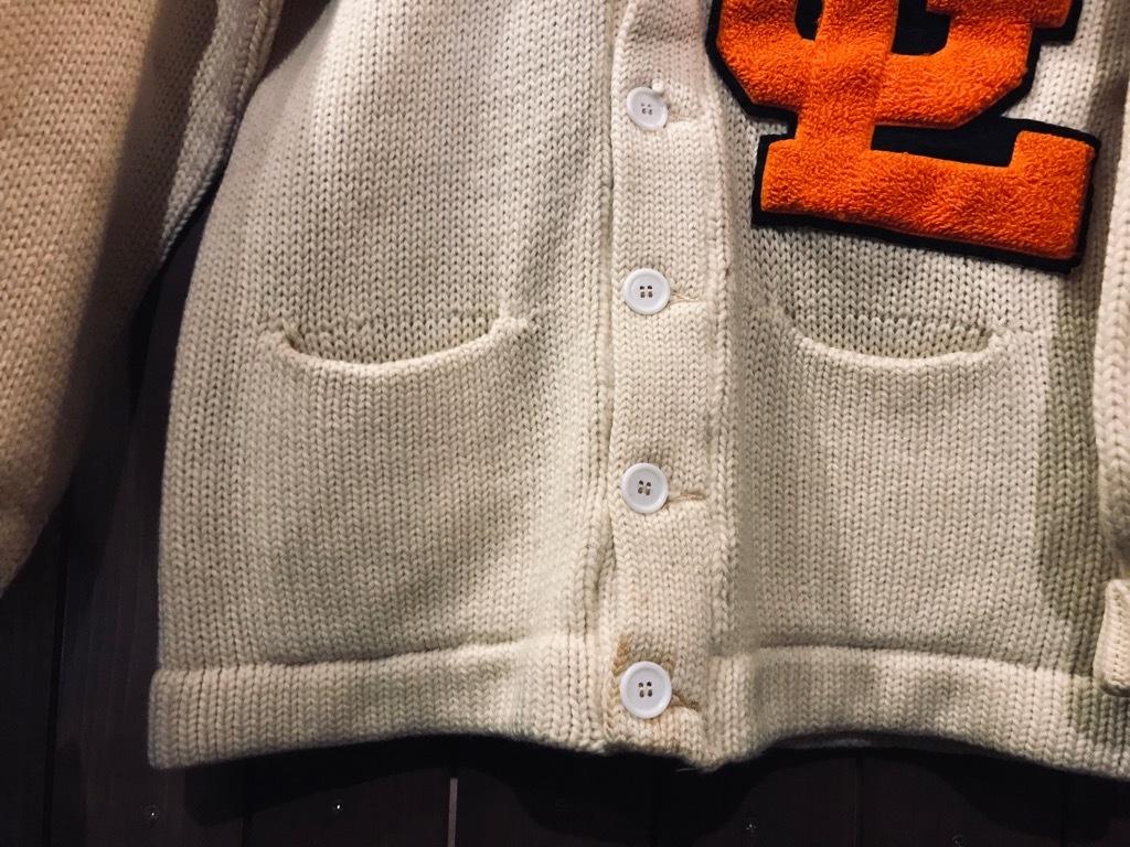 マグネッツ神戸店11/20(水)Vintage入荷! #2 Athletic Knit Item!!!_c0078587_17004604.jpg
