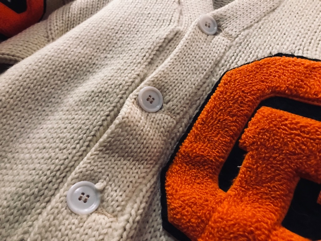 マグネッツ神戸店11/20(水)Vintage入荷! #2 Athletic Knit Item!!!_c0078587_17004641.jpg