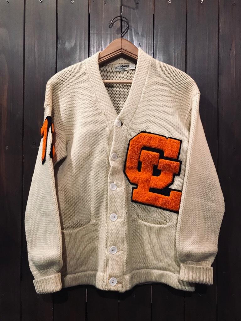 マグネッツ神戸店11/20(水)Vintage入荷! #2 Athletic Knit Item!!!_c0078587_17004846.jpg