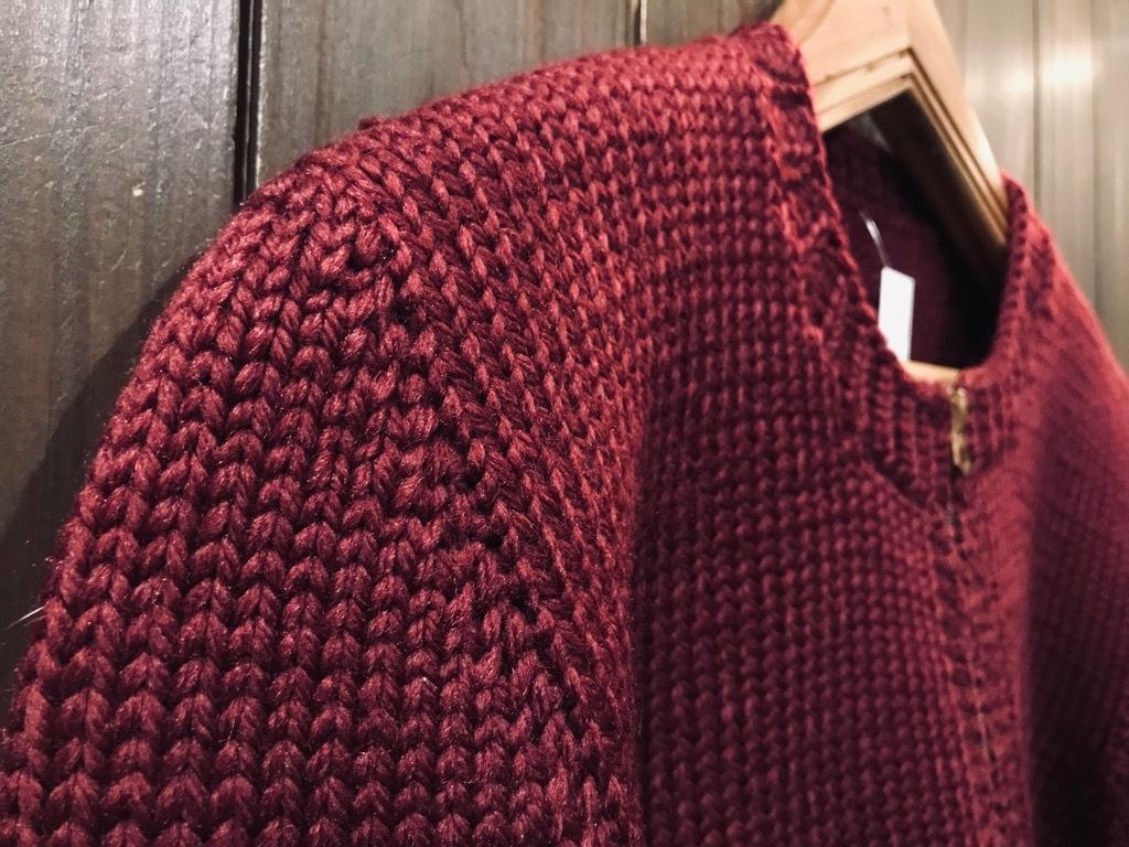 マグネッツ神戸店11/20(水)Vintage入荷! #2 Athletic Knit Item!!!_c0078587_17020643.jpg