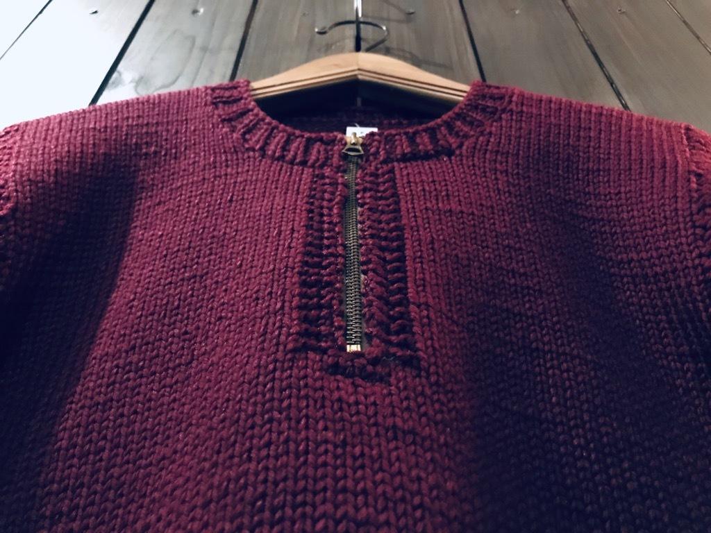 マグネッツ神戸店11/20(水)Vintage入荷! #2 Athletic Knit Item!!!_c0078587_17020696.jpg