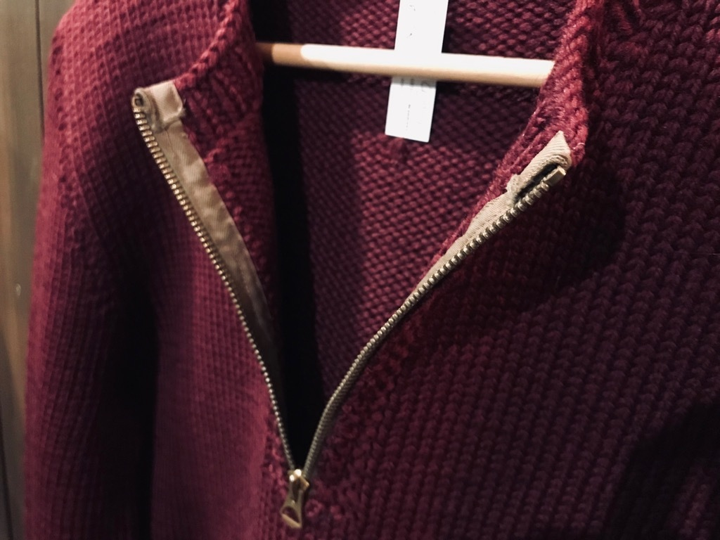 マグネッツ神戸店11/20(水)Vintage入荷! #2 Athletic Knit Item!!!_c0078587_17020776.jpg