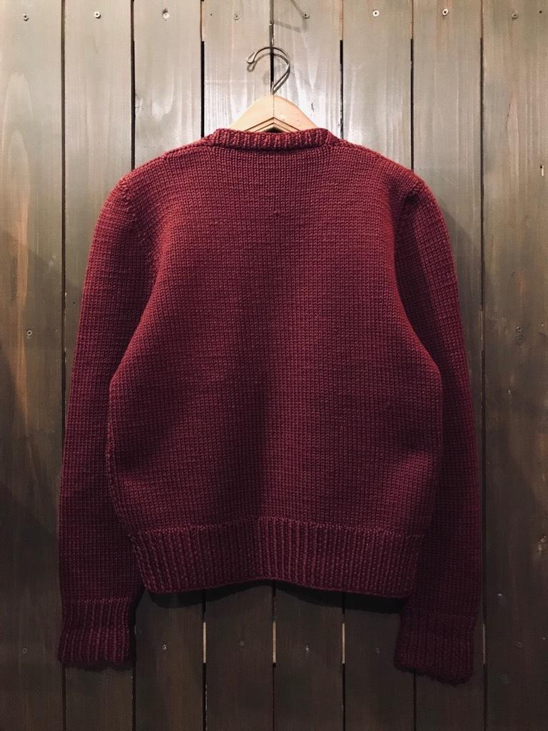 マグネッツ神戸店11/20(水)Vintage入荷! #2 Athletic Knit Item!!!_c0078587_17020797.jpg