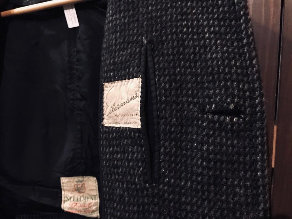 マグネッツ神戸店11/20(水)Vintage入荷! #3 Trad Coat Item!!!_c0078587_17170142.jpg