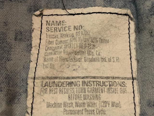 11月23日(土)マグネッツ大阪店スーペリア入荷!!#1 Military編Part1!! MonsterParka & Gore-TexParka、ElementsPants!!_c0078587_19121923.jpg