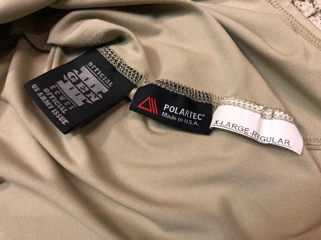 11月23日(土)マグネッツ大阪店スーペリア入荷!!#2 Military編Part2!! Level 1,2,3 FleeceJacket!!_c0078587_2051422.jpg