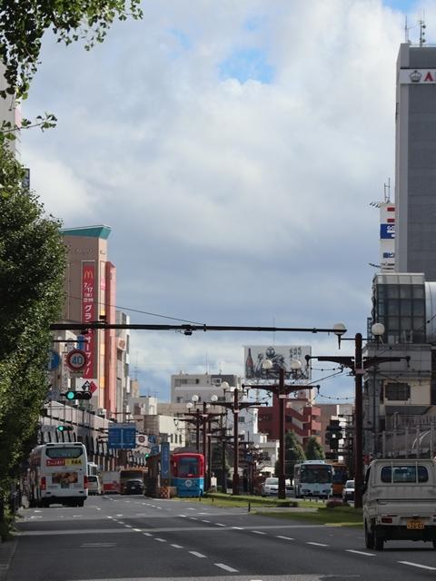 藤田八束の路面電車写真@鹿児島市電の路面電車、谷山駅から西鹿児島駅までの鹿児島市内を走ります。観光に最適な路面電車、ラッピングが楽しい路面電車_d0181492_23343803.jpg