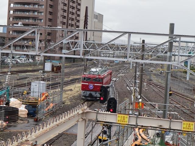 藤田八束の鉄道写真@青い森鉄道、JR青森駅でカシオペアに出逢い写真をゲット、リゾート列車が青森駅を素敵に演出するとき_d0181492_23531410.jpg