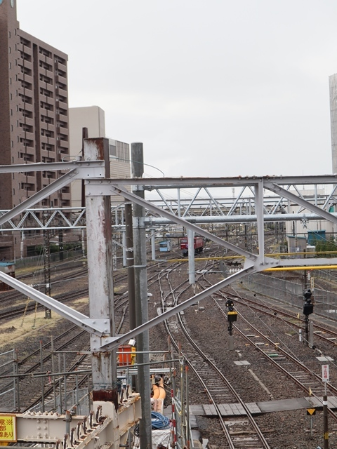藤田八束の鉄道写真@青い森鉄道、JR青森駅でカシオペアに出逢い写真をゲット、リゾート列車が青森駅を素敵に演出するとき_d0181492_23534570.jpg