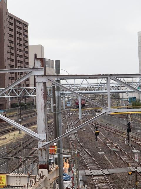 藤田八束の鉄道写真@青い森鉄道、JR青森駅でカシオペアに出逢い写真をゲット、リゾート列車が青森駅を素敵に演出するとき_d0181492_23535664.jpg