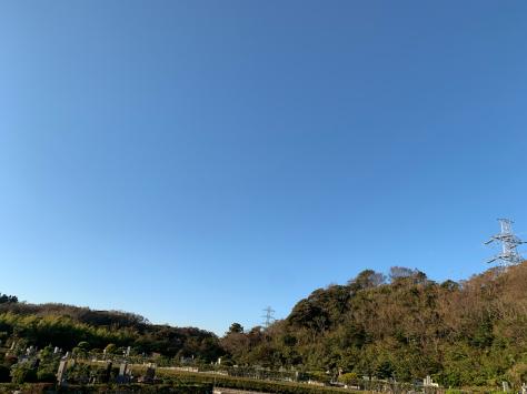 鎌倉霊園。ご先祖様のお墓参り。_a0112393_18455131.jpg