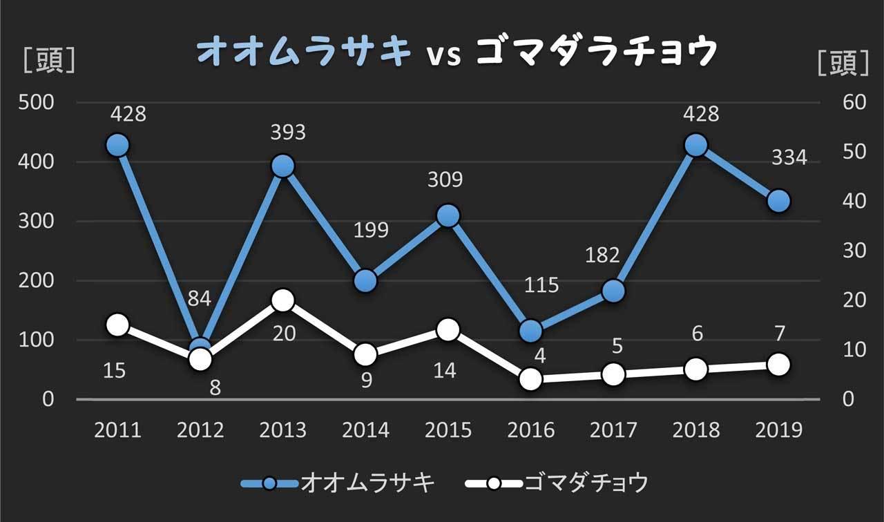 オオムラサキが90%減少?_e0253104_21572068.jpg