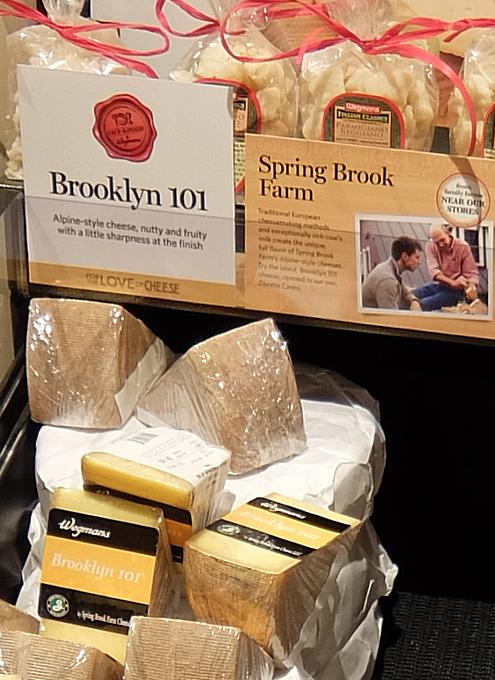 ウェグマンズの美味しい自家製チーズ_b0007805_08021137.jpg