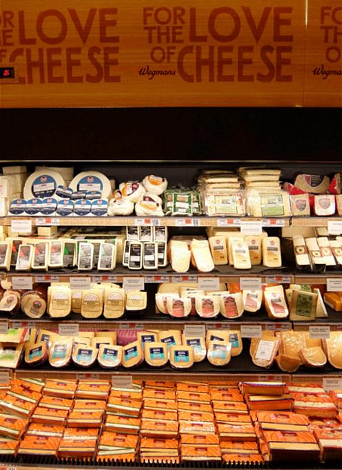 ウェグマンズの美味しい自家製チーズ_b0007805_08030162.jpg