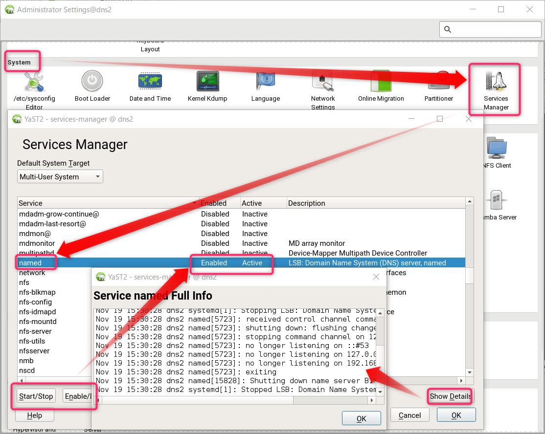 SUSE Linux DNS の動作チェック、ゾーンのメンテナンス_a0056607_15395446.png