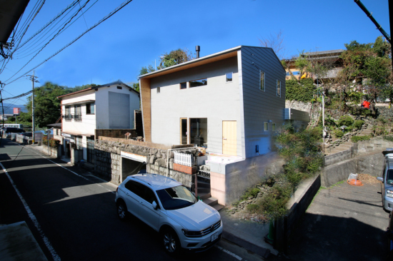 アウトドア大好き家族のリノベ住宅が完成しました!_e0029115_10172525.jpg