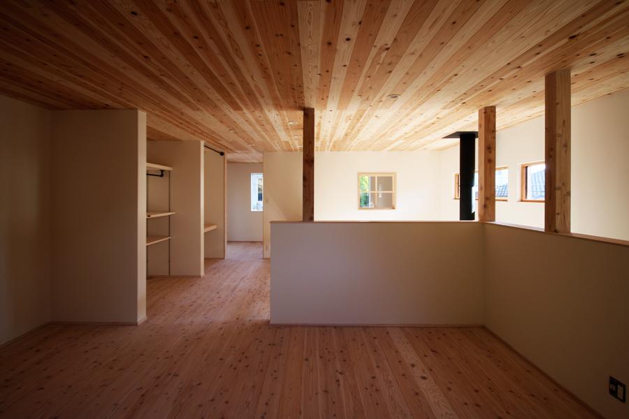 アウトドア大好き家族のリノベ住宅が完成しました!_e0029115_10173653.jpg