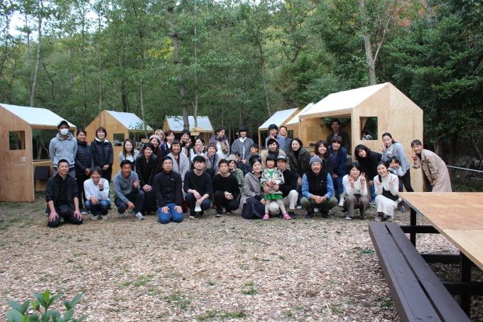森のイベントの裏側_e0149215_18202283.jpg