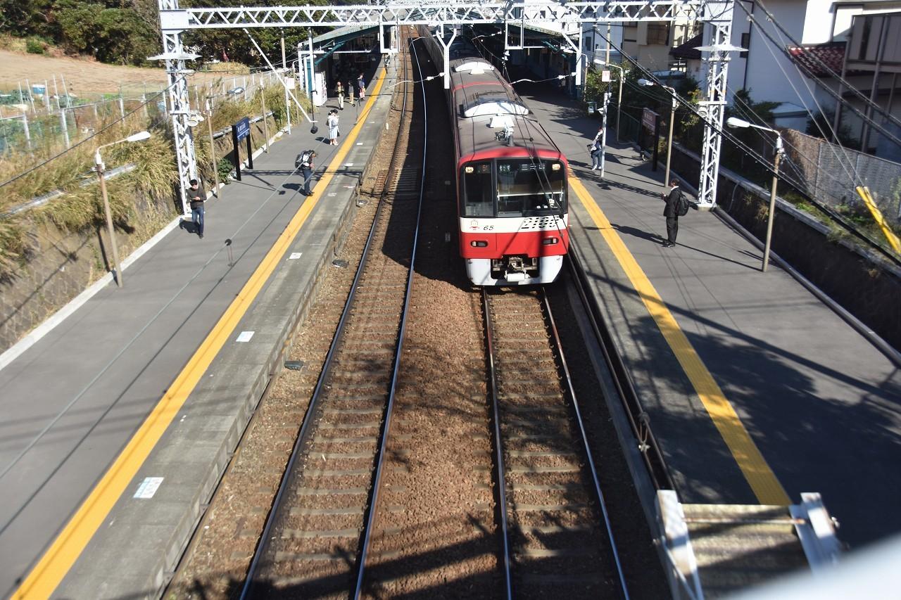 京急津久井浜駅 KK70_d0065116_21472913.jpg