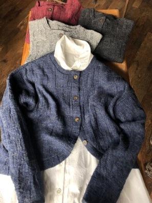 圧縮ウールのセーターの新色入荷のお知らせ_d0178718_12035641.jpg