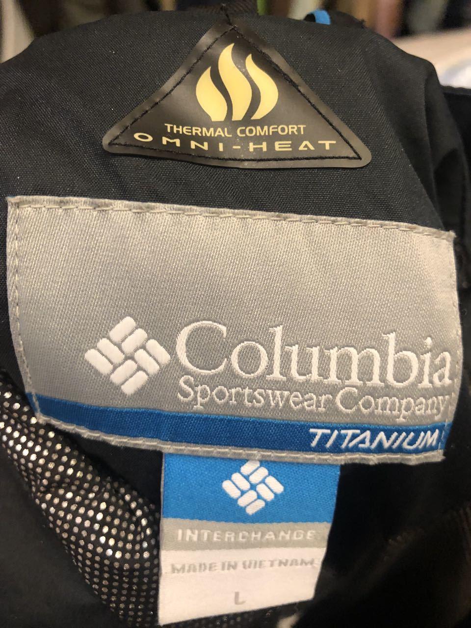 11月19日(火)入荷!Columbia TITANIUM コロンビア チタニウム オムニヒート ジャケット!_c0144020_16285917.jpg