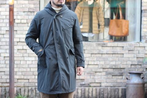 "「Jackman」 防風・防水・保温性・軽量コート \""Spectator Coat\"" ご紹介_f0191324_07300320.jpg"