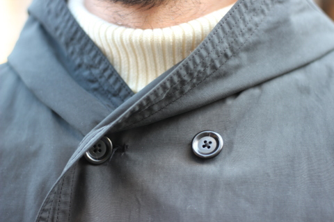 "「Jackman」 防風・防水・保温性・軽量コート \""Spectator Coat\"" ご紹介_f0191324_07304367.jpg"
