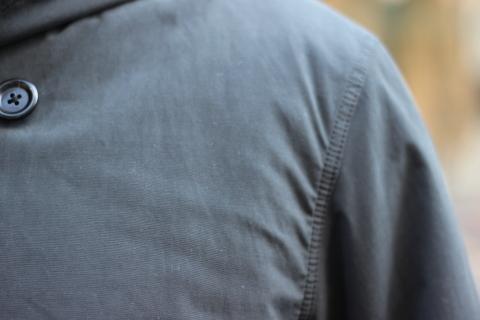 "「Jackman」 防風・防水・保温性・軽量コート \""Spectator Coat\"" ご紹介_f0191324_07305231.jpg"