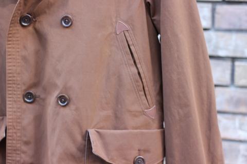 "「Jackman」 防風・防水・保温性・軽量コート \""Spectator Coat\"" ご紹介_f0191324_07331117.jpg"