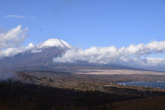 富士山きれいでした_c0162128_05571029.jpg