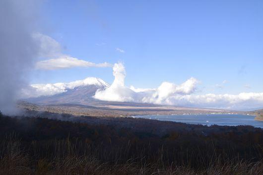 富士山きれいでした_c0162128_05571772.jpg