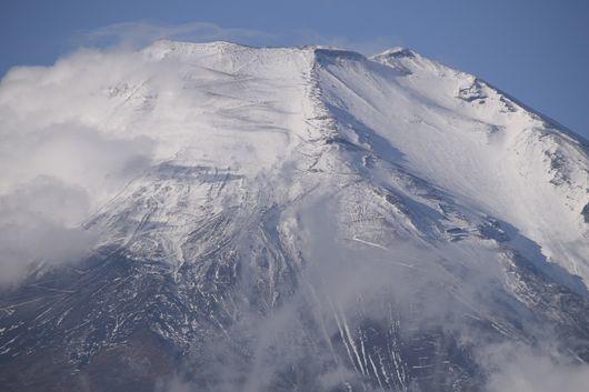 富士山きれいでした_c0162128_05582921.jpg
