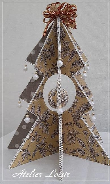 生徒さん作品折り畳みクリスマスツリー_e0307335_20295278.jpg
