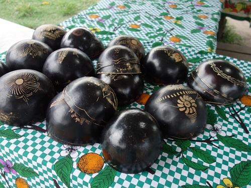 パラー州の郷土料理その1.痺れる葉っぱ入りのスープ、タカカ Tacacá_c0030645_09053497.jpg