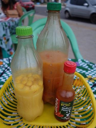 パラー州の郷土料理その1.痺れる葉っぱ入りのスープ、タカカ Tacacá_c0030645_09060688.jpg