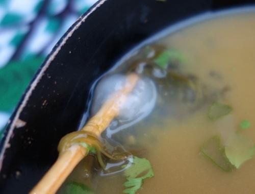 パラー州の郷土料理その1.痺れる葉っぱ入りのスープ、タカカ Tacacá_c0030645_09065676.jpg