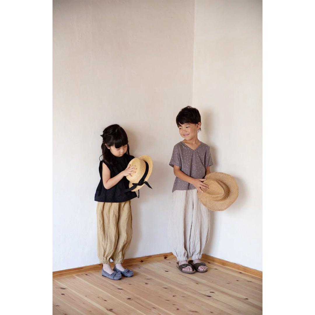 新刊「長く楽しむ、子ども服」の作品紹介~ボトムス編_d0227246_09461963.jpg