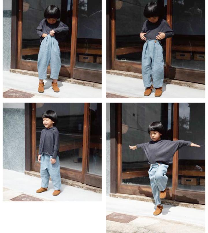 新刊「長く楽しむ、子ども服」の作品紹介~ボトムス編_d0227246_10282860.jpg