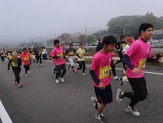「第14回かがみのハーフマラソン&健康マラソン」に出場しました!_f0151251_14304741.jpg
