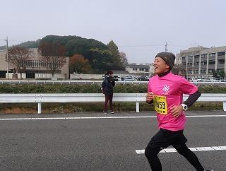 「第14回かがみのハーフマラソン&健康マラソン」に出場しました!_f0151251_14430981.jpg