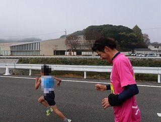 「第14回かがみのハーフマラソン&健康マラソン」に出場しました!_f0151251_14431670.jpg