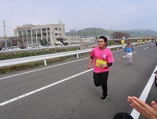 「第14回かがみのハーフマラソン&健康マラソン」に出場しました!_f0151251_14442548.jpg