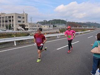 「第14回かがみのハーフマラソン&健康マラソン」に出場しました!_f0151251_14471860.jpg