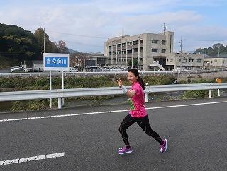 「第14回かがみのハーフマラソン&健康マラソン」に出場しました!_f0151251_14472681.jpg