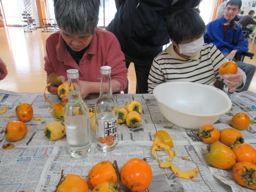 干し柿作り!_c0350752_14105537.jpg
