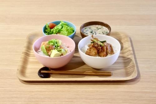 2種の小丼ランチ_f0220354_10531725.jpeg