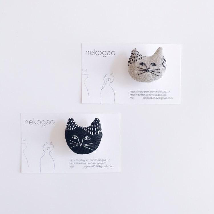 【猫町パレード2】出展者のご紹介 nekogaoさん。_e0060555_10494884.jpg