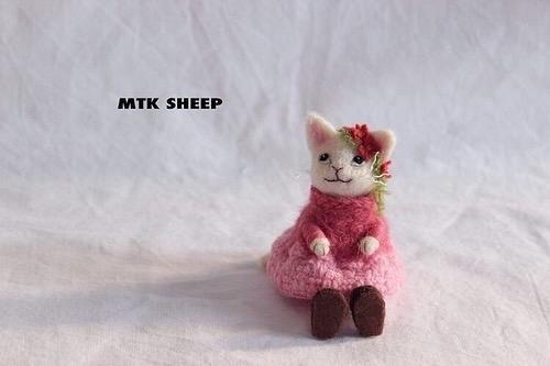 【猫町パレード2】出展者のご紹介 MTK SHEEPさん。_e0060555_10535629.jpg