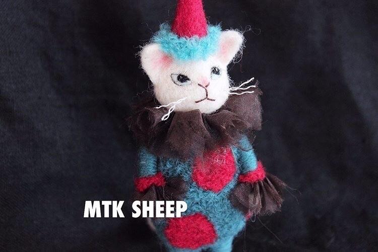 【猫町パレード2】出展者のご紹介 MTK SHEEPさん。_e0060555_10543747.jpg